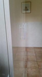 Kastenwand met garderobe gedeelte op maat